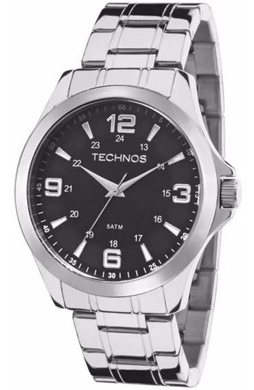 Relógio Pulso Technos Classic Steel - 2035mdd1p