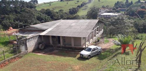 Chácara Com 3 Dormitórios À Venda, 1980 M² Por R$ 285.000,00 - Boa Vista Dos Silva - Bragança Paulista/sp - Ch0229