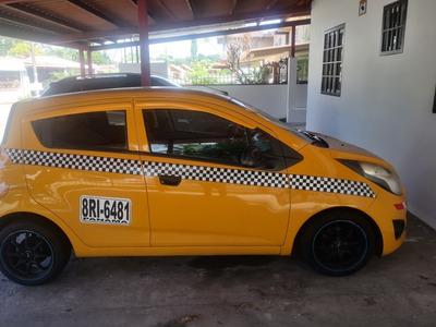 Taxi Chevrolet Spark Gt 2013 Sin Cupo