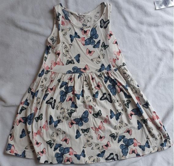 Vestido 2-4 Años H&m