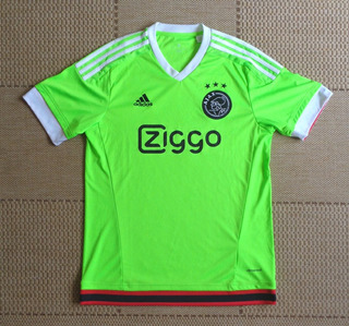 Camisa Original Ajax 2015/2016 Away