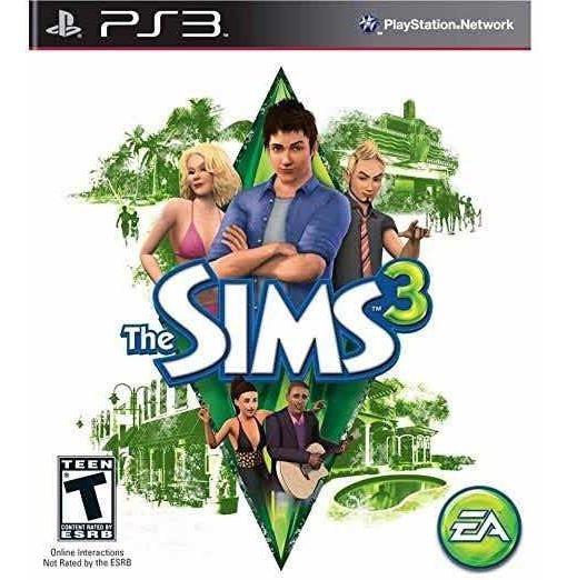The Sims 3 + 1 Jogo De Brinde (leia A Descrição)