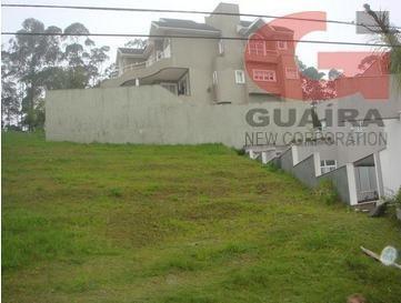 Terreno Residencial À Venda, Parque Terra Nova Ii, São Bernardo Do Campo. - Te3632