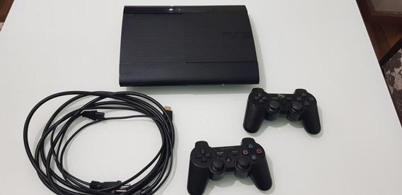 Playstation 3 500gb Sony Preto