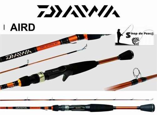 Caña Baitcasting Daiwa Aird Rod  8-16 Lbs (1,60 Mts) - 1 Tr