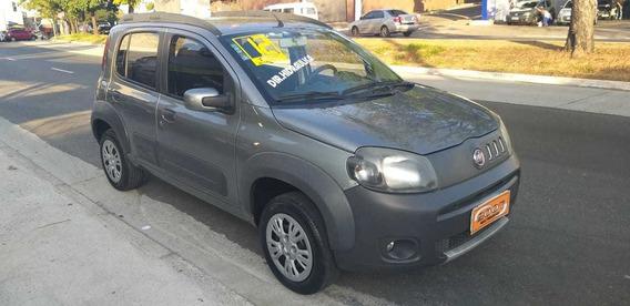 Fiat Uno Way 1.0 Flex 5p 2012 !!!