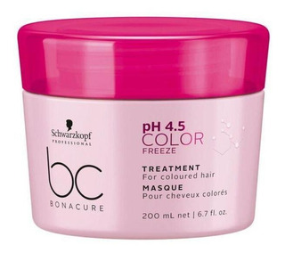 Schwarzkopf Bc Bonacure Ph 4.5 Color Freeze Máscara