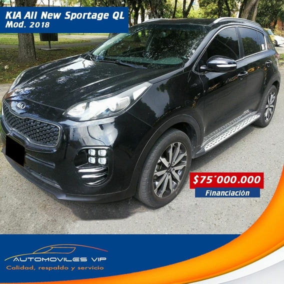 All New Sportage Vibrant