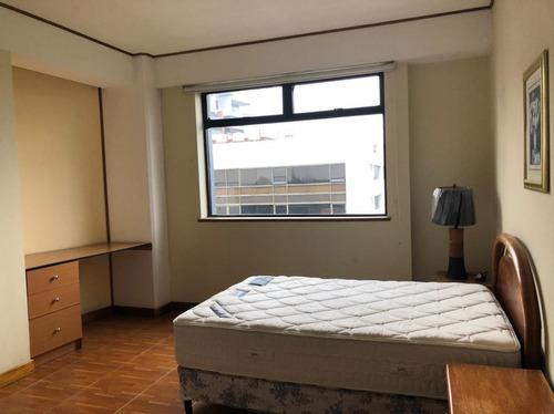 Apartamento Amueblado En Renta Edificio Elgin Zona 14