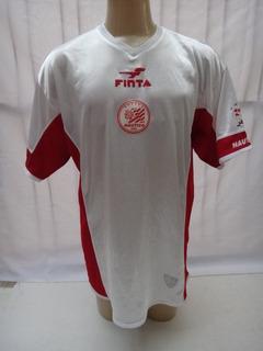 Camisa Futebol - Clube Náutico Capibaribe #10 Finta Away Xxx