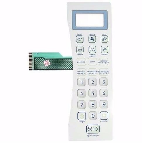 Imagem 1 de 2 de Membrana Microondas Consul Cms18 Bbhna / Cbhna
