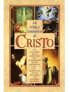 Libro Vida Y Enseñanza De Cristo Biblia Catolica Cristiana