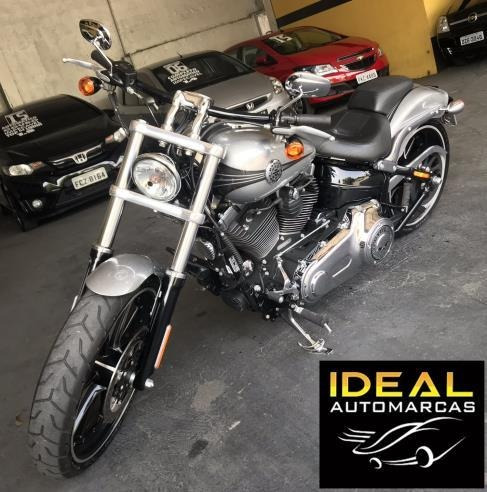 Harley-davidson Breakout 2015 S/detalhe 8 Mil Km Impecável