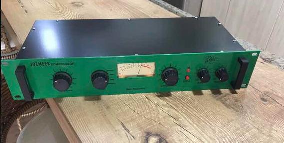 Compressor Stereo Joemeek Rev 1.0.7 Original A Pronta Entreg