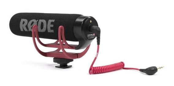 Microfone Direcional Videomic Rycote - Original Rode - Usado