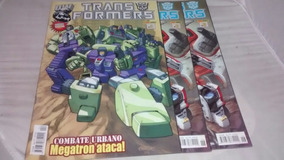 Lote Transformers N° 4, 6, 6