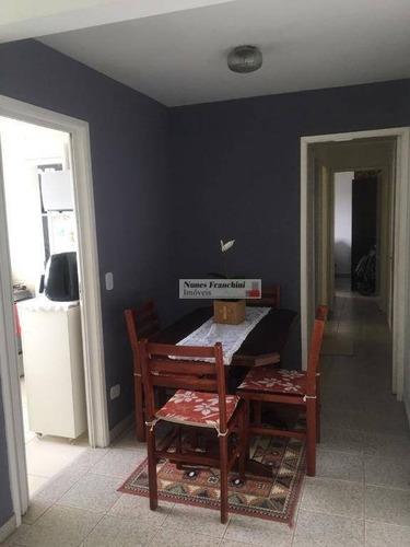 Vila Alpina - Zl/sp - Apartamento 2 Dormitórios, 1 Vaga - R$ 255.000,00 - Ap6453