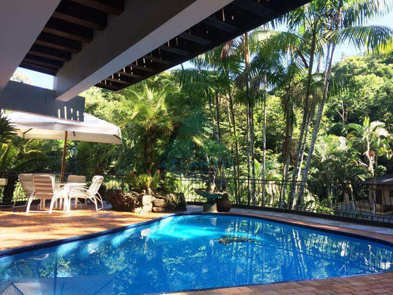 Casa Com 4 Dorms, Domingas Dias, Ubatuba - R$ 6.3 Mi, Cod: 583 - V583
