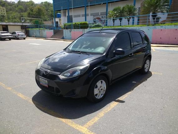 Fiesta 4 Puertas Automatico