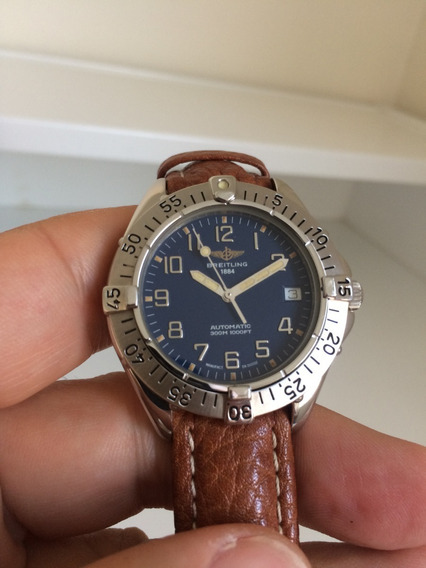 Relógio Suiço Breitling Colt Automático A17035