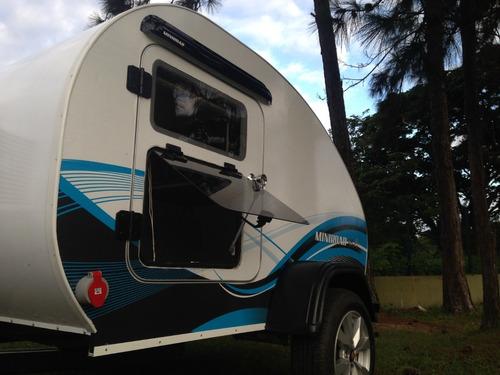 Mini Trailer Miniroad Eco Motor Home Casa Rodante