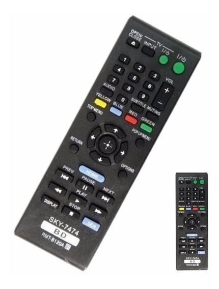 Repõe Controle Blu-ray Bdp-s470 Bdp-s380 Bdp-s480 Bdp-s580