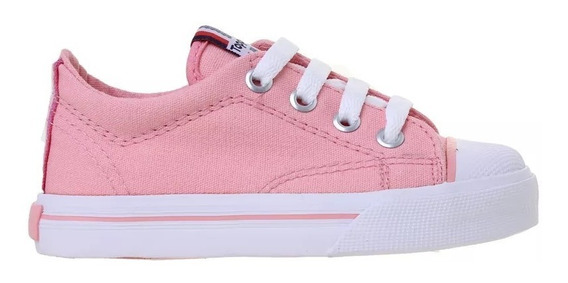 Zapatilla Topper Profesional Kids Flamingo 88040