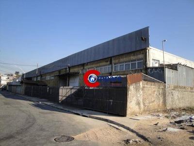 Galpão Industrial À Venda, Cidade Parque São Luiz, Guarulhos. - Ga0084