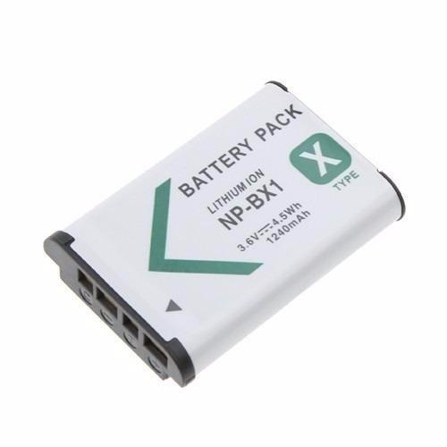 Baterias Sony Np-bx1 Frx1 Rx100 Hx300 - Lacrada