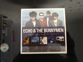 Echo & The Bunnymen Original Album Series