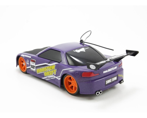 Auto Radio Control 1:24 Monster Drift, Asseorted - Maisto