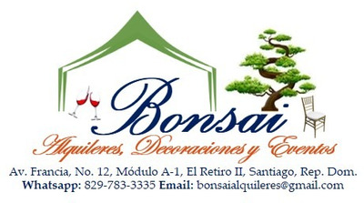 Alquileres, Decoraciones Y Eventos En Santiago!!