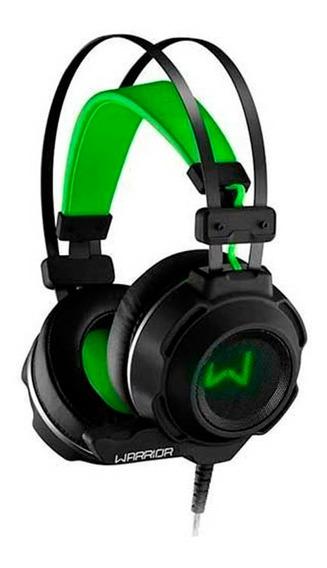 Fone Para Gamer Ph225 Warrior Swan Usb+p2 Stereo - Warrior