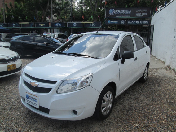 Chevrolet Sailt Ls 1.4 2016