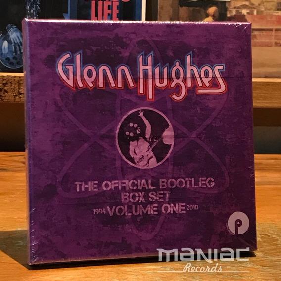 Glenn Hughes Official Bootleg Box Set 7 Cds