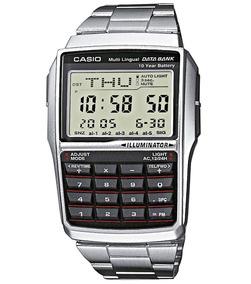 Relógio Casio Dbc 32 Databank 25 Tel Calculadora 5 Alarmes A