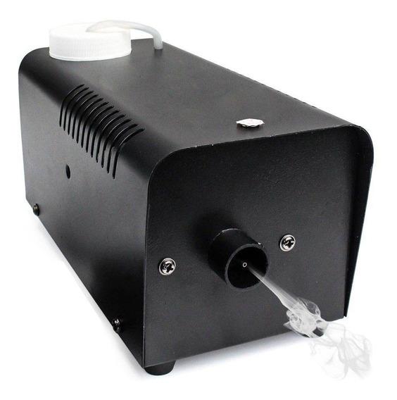 Maquina De Fumaça 600w Controle Sem Fio Smoke Dj Festa Boite