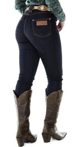 Calça Jeans Country Feminina Radade Skinny Promoção