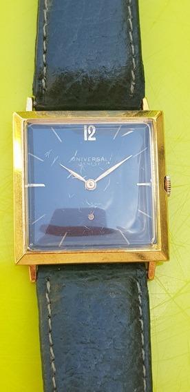 Relógio Universal Square Ouro 18