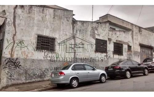 Imagem 1 de 10 de Galpão Com 800m² Na Chácara Mafalda !!