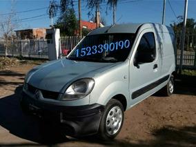 Renault Kangoo 1.6 Confort Gnc 2008