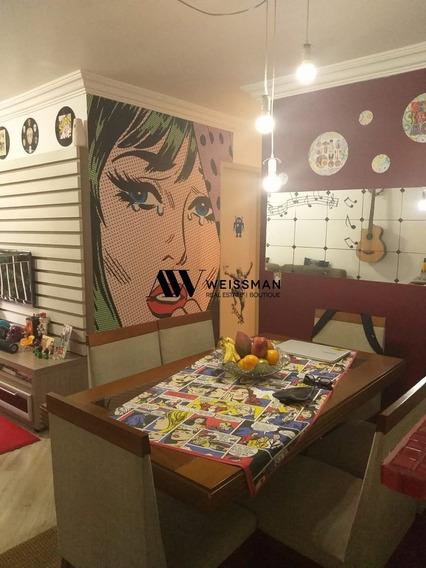 Apartamento - Jaguare - Ref: 5456 - V-5456