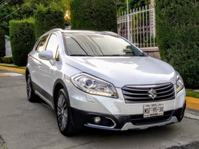 Suzuki S-cross 1.6 2014 Unico Dueño Factura Original