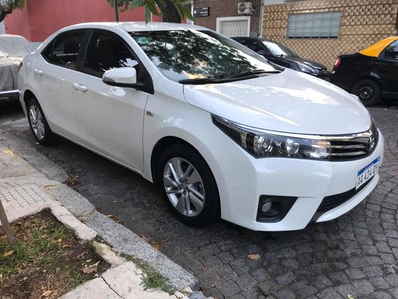 Toyota Corolla 1.8 Xei Mt Pack 140cv 2016