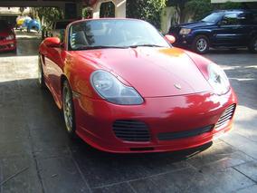 Porsche Boxster Cabriolet 5vel At