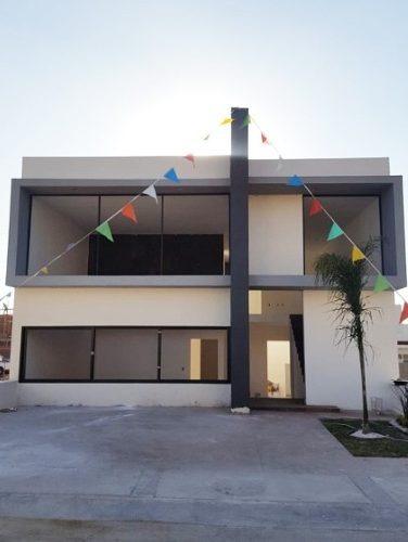 Casa Nueva En Villas Del Roble,corregidora