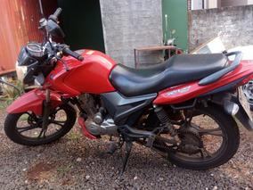 Moto Dafra Riva Cc150 2012