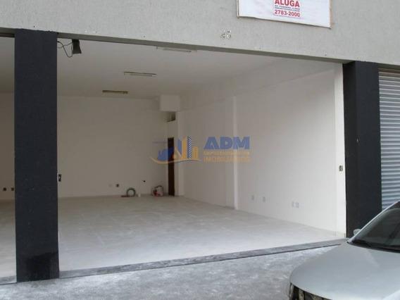 Salão Para Locação No Bairro Vila Nhocune, 45 M, 50 M - 1095adm