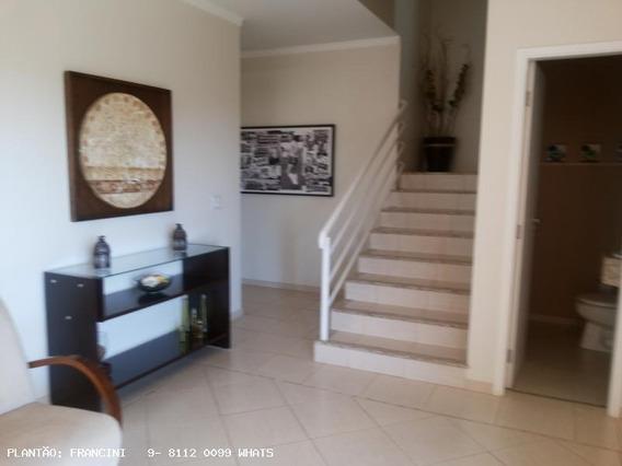 Casa Em Condomínio Para Venda Em Bauru, Residencial Chácara Odete, 3 Dormitórios, 3 Suítes, 5 Banheiros, 3 Vagas - 388