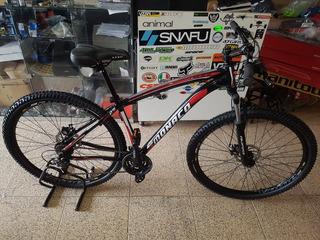 Bicicleta Aro 29 - Monaco Zeus - Trilha/mtb
